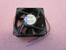NEW Genuine Ebmpapst 8412 FAN AXIAL 80 X 25MM 12VDC WIRE 2.4W 35 dBA 8400 series