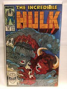 Incredible-Hulk-Vol-1-341-FN-1st-Print-Marvel-Comics