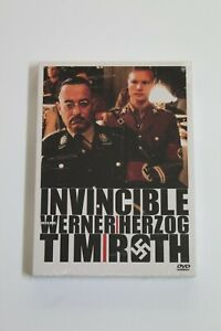 Invincible Werner Herzog - DVD Language French E Ingles. New IN Blister