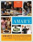 Cooking with Amar'e: 100 Easy Recipes for Pros and Rookies in the Kitchen by Amar Stoudemire, Maxcel III Hardy (Hardback, 2014)