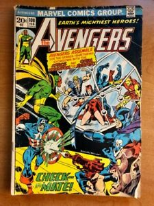 Bronze-Age-Marvel-Comics-The-Avengers-Lot-108-169-177-178-180