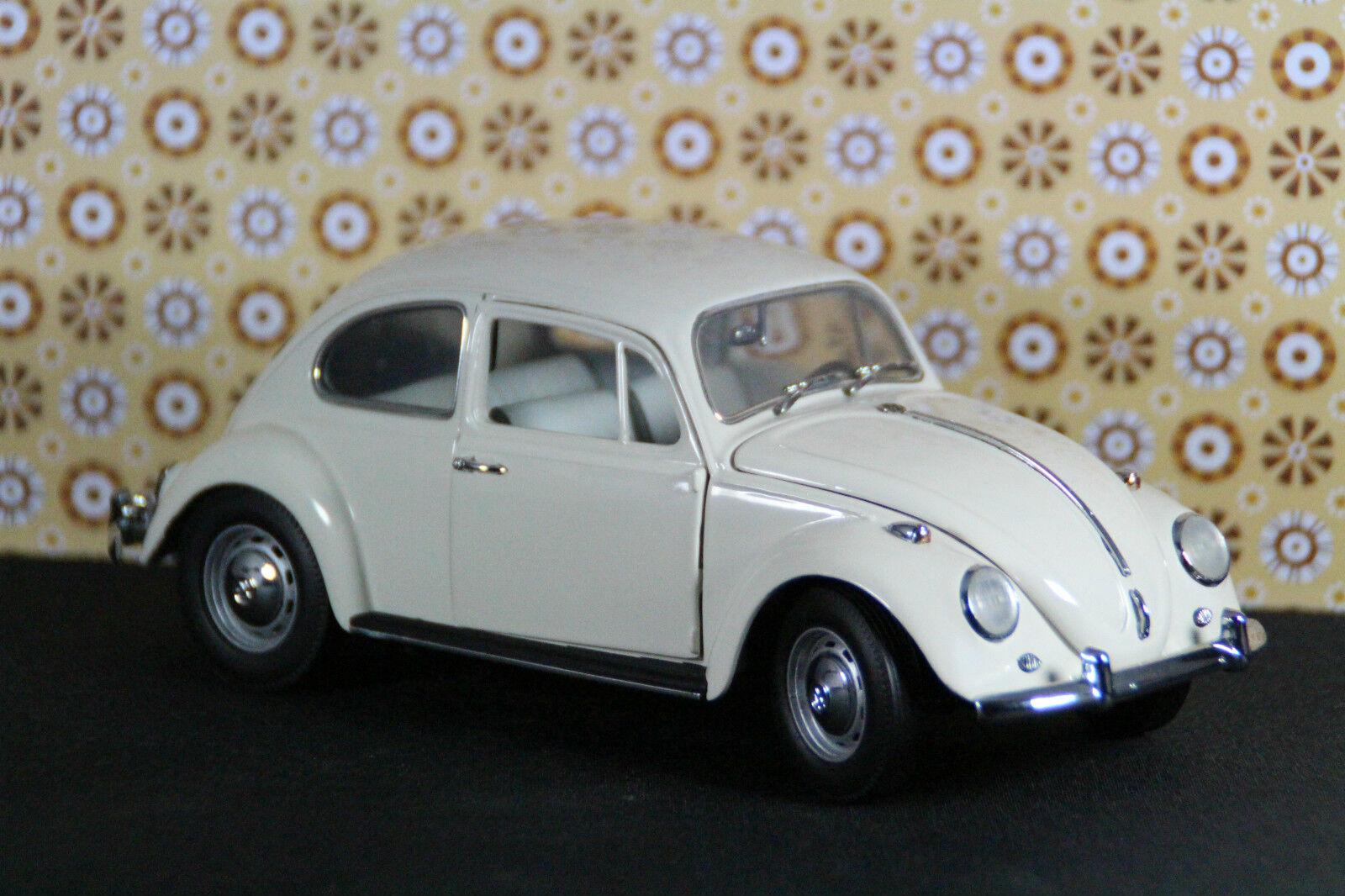 VW Maggiolino Volkswagen Beetle 1967 Franklin Mint 1992 Precision MODEL rarità