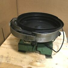 Service Engineering Inc 779 Vibratory Bowl Feeder 18 Bowl 115vac 7a