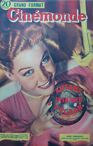 Cinema-Ann-Sheridan-Barbara-Slater-Danielle-Delorme-N-748-Kodak-1948