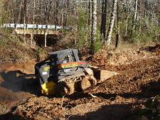 Skid Steer Tracks 12 X 165 Tires Loader Fits Bobcat New Holland Case Jd Amp More