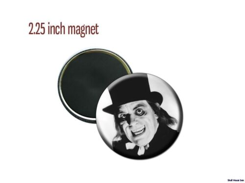 London after Midnight 2 1//4 inch magnet
