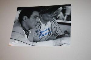 DOMINIC-CHIANESE-Signed-GODFATHER-II-8x10-Autograph-Photo-JOHNNY-OLA-PACINO-JSA