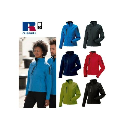 Giubbotto Je520f Russell Donna Active Softshell wxfqUxv