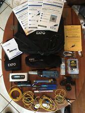 Exfo Fiber Inspection Probe Fip 435b Fault Locator Fls 240 And Full Case