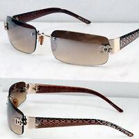Mens Womens Dg Sunglasses Designer Shades Fashion Rimless Small Rectangular