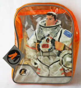 Very Rare 2000 Action Man Astronaut Swim Bag Backpack By