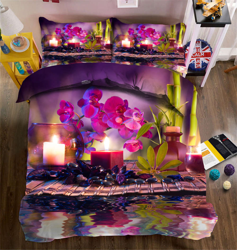 Gorgeous Peas 3D Printing Duvet Quilt Doona Covers Pillow Case Bedding Sets
