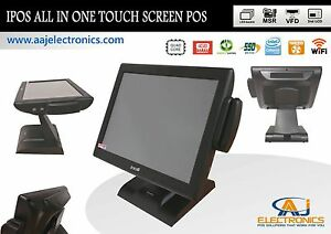 IPOS-All-In-One-Touch-Screen-System-4GB-RAM-64GB-SSD-WiFI-Restaurant-Retail-POS