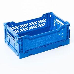 Superieur Image Is Loading Collapsible Storage Box Folding Foldable Basket Bin Folding