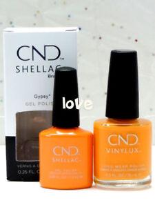 CND-Shellac-Gel-amp-Nail-Polish-BOHO-SPIRIT-Shellac-amp-Vinylux281-Gypsy