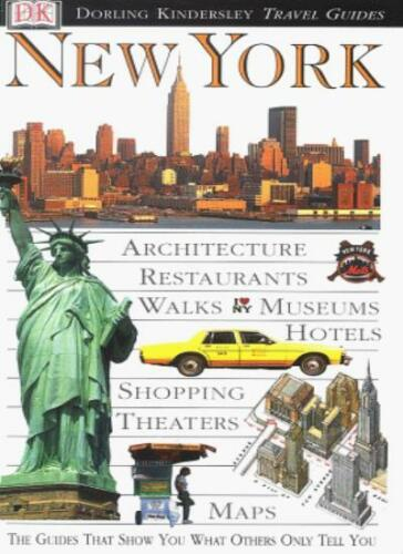1 of 1 - New York (DK Eyewitness Travel Guide) By Eleanor Berman. 9781564581846