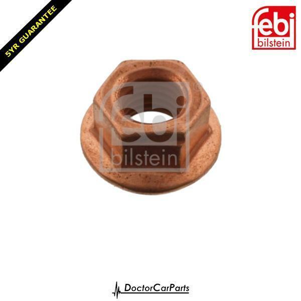 Febi Bilstein Exhaust Manifold Nut 3687 GENUINE BRAND NEW 5 YEAR WARRANTY