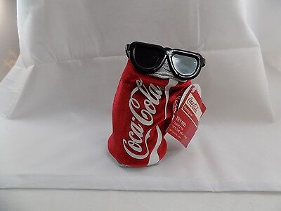 COCA-COLA SINGING & DANCING COKE CAN PLUSH DOLL NEW - VIDEO IN DESCRIPTION ST19