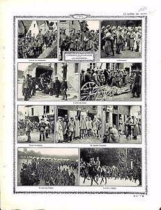 Offensive-en-Champagne-Prisonniers-Feldgrau-Deutsches-Heer-Gendarmes-1914-WWI