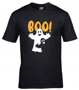 Halloween Kids T-Shirt Boys Girls Halloween Ghosts Boo Tee Top