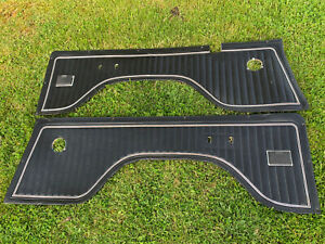 78 79 1978 1979 Ford Bronco Rear Interior Panels W ...
