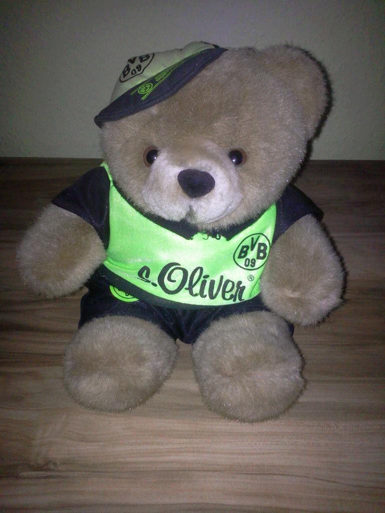 BvB -Bär- Teddy - S.oliver trikot
