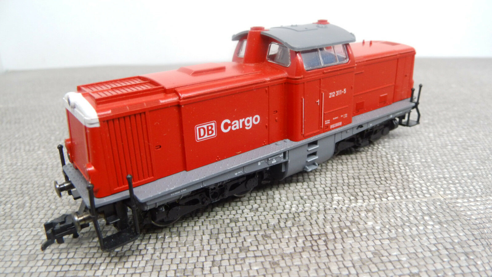 ventas al por mayor Fleischmann diesel locomotora br 212 DB Cochego fl389 buen buen buen estado  nuevo sádico
