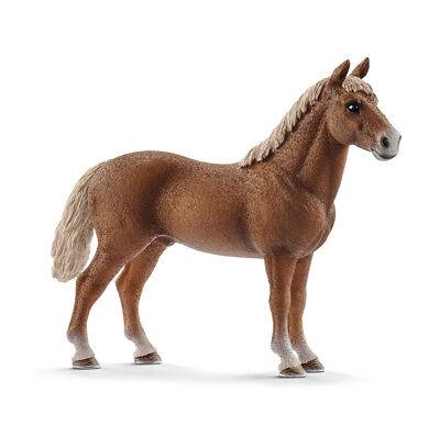 NIP Schleich 13856 English Thoroughbred Stallion Horse Model Toy Figurine 2018