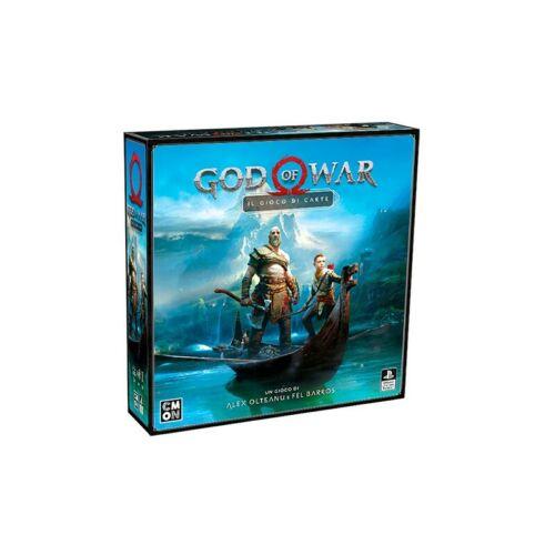God Of War Il Gioco Di Carte