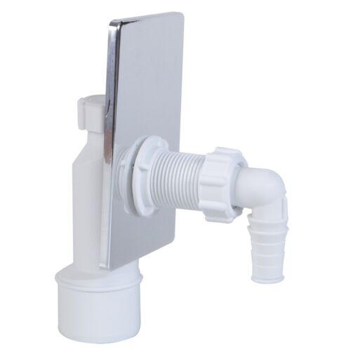 Unterputzsiphon Waschmaschinen Spülmaschinen Anschluss Waschbecken Siphon