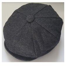 item 1 Peaky Blinders Wool Blend Bakerboy tweed Newsboy Hat Country Gatsby Flat  Cap -Peaky Blinders Wool Blend Bakerboy tweed Newsboy Hat Country Gatsby ... a162c74bda0
