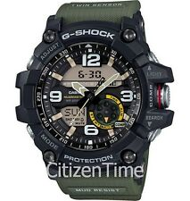 -NEW- Casio G-Shock Master of G Mudmaster Watch GG1000-1A3