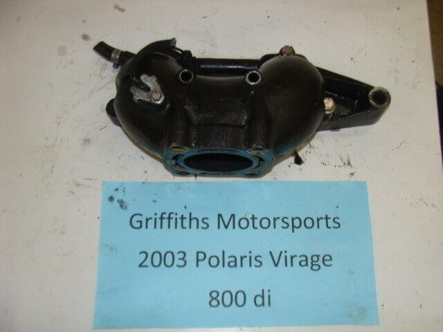 03 2003 Polaris Virage 800 Di 01-04 Abgaskrümmer Abgaskrümmer 01-04 Sensor 120694 I d63c37