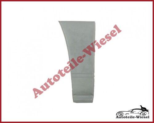 Radlauf Hinten Kurz Vorderes Teil Rechts für PEUGEOT BOXER 230P 230L FIAT
