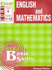 Excel Basic Skills Homework Books: Year 6 Core Book: Year 6 by Pascal Press (Paperback, 2002)