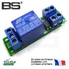 Module relais opto 5V opto isolation totale trigger 3.3-20V relais 230V 10A