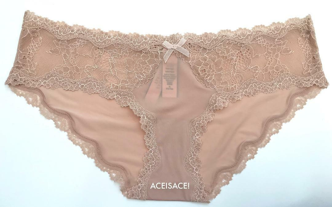 6447cf85fd Victoria s Secret Dream Angels Lace-trim Hipkini Panty Med Last Ones ...