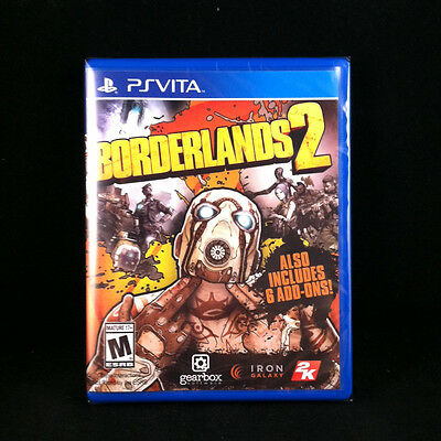 Borderlands 2 (PlayStation Vita) In Stock !!