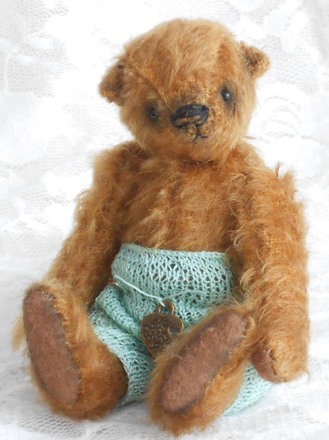 Künstlerbär Remigus von den Urbi-Bären