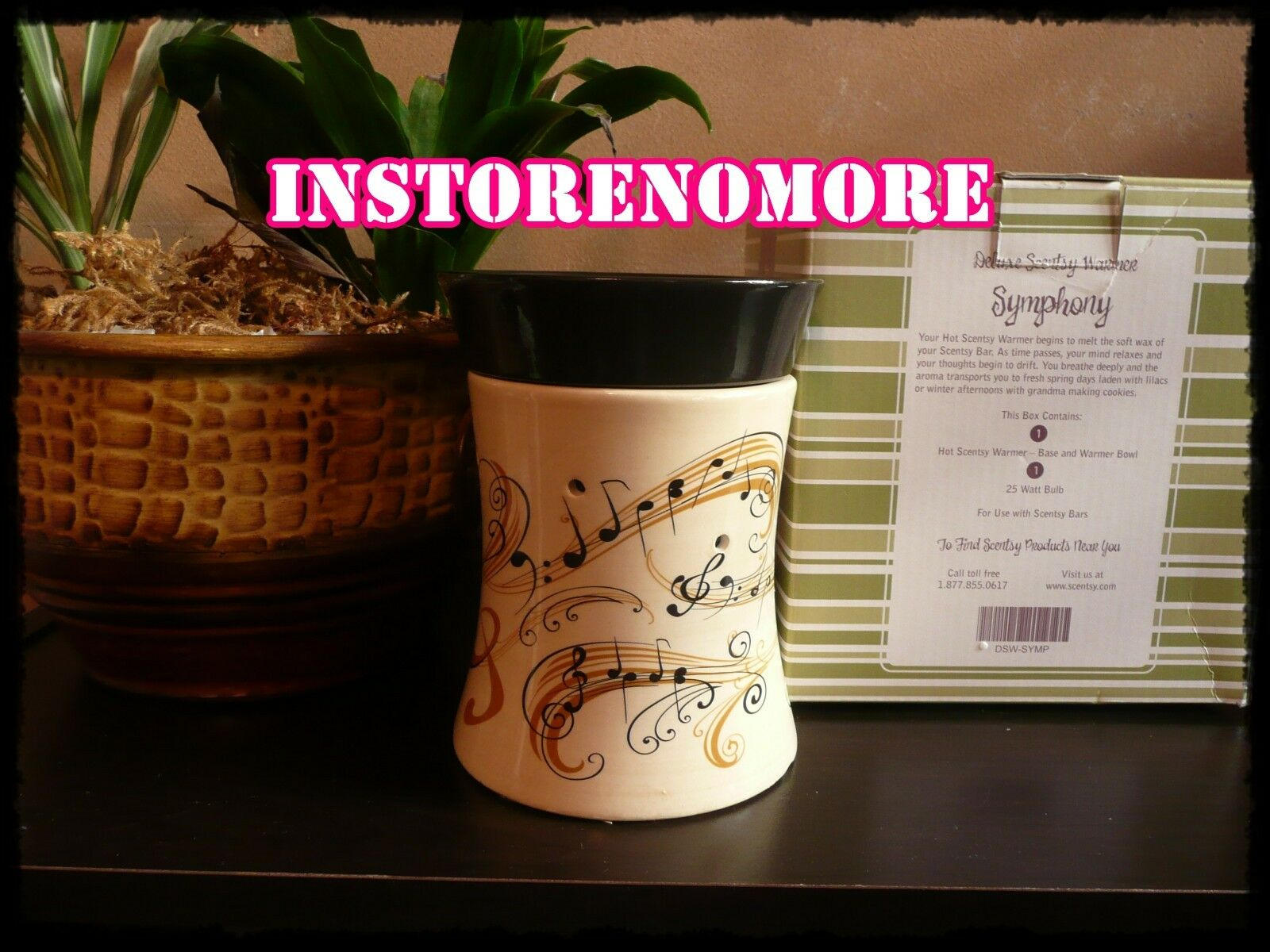 1 1 1 SCENTSY Music Theme Full Größe Warmer DISCONTINUED Retirot MUSIC Piano KEYBOARD 70ec67