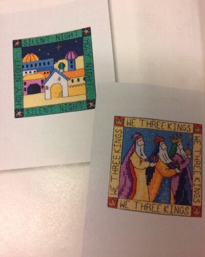 Christmas Nativity Cross Stitch Charts And Cotton Chart