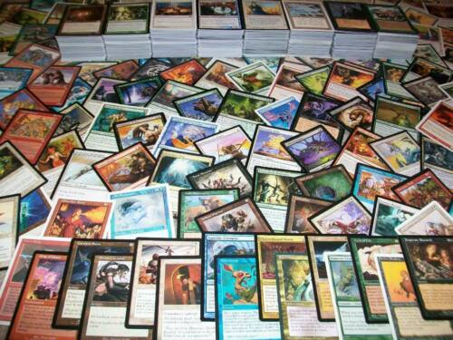 1000 Magic the Gathering MTG Cards Lot with Rares  INSTANT COLLECTION !!!