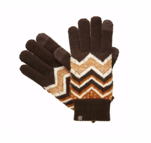 Women-039-s-ISOTONER-SmarTouch-Casual-Knit-Gloves-MSRP-32-00