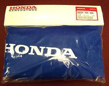 New Honda Generator Cover EU3000is Blue Sunbrella with Honda Logo 08P59-ZS9-00B