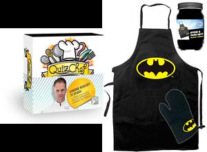 BUNDLE Tutti in Cucina & Batman - Gioco Quiz Chef + Guanto da Forno ...