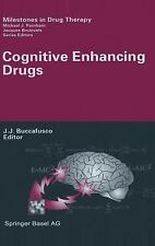 Milestones in Drug Therapy: Cognitive Enhancing Drugs (2003, Hardcover)