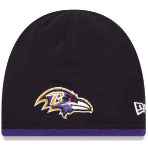 c461c6b4ff6 Baltimore Ravens New Era 2013 On-Field Player Sideline Cuffless Tech ...