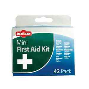 42PC Mini kompakt-reisen Erste Hilfe RS-Kit Notfall Triage Küche ...
