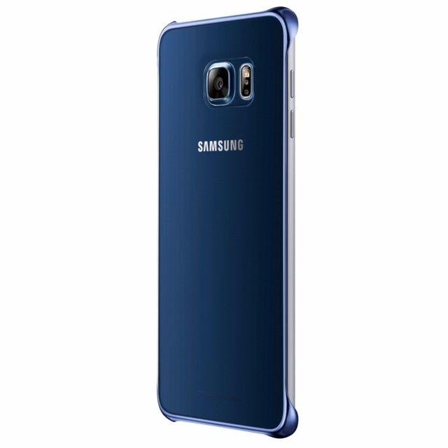 Véritable Samsung Protection Ultra Fin Housse pour Galaxy S6 Edge+ Bleu Clair
