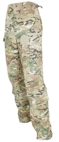GI Nomex Fire Retardant Trousers Multicam A2CU Air Crew FR Pants OCP Old version